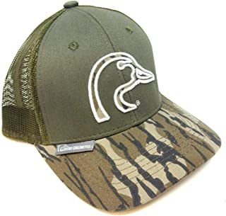 Mossy Oak Ducks Unlimited Mesh Trucker Snapback