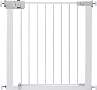 Safety 1st 24754315 Secure Tech Simply Close Metal Gate - 73 cm to 80 cm Pressure Fit