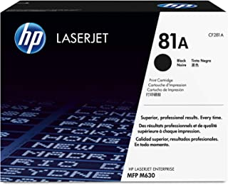 hp 81a toner price
