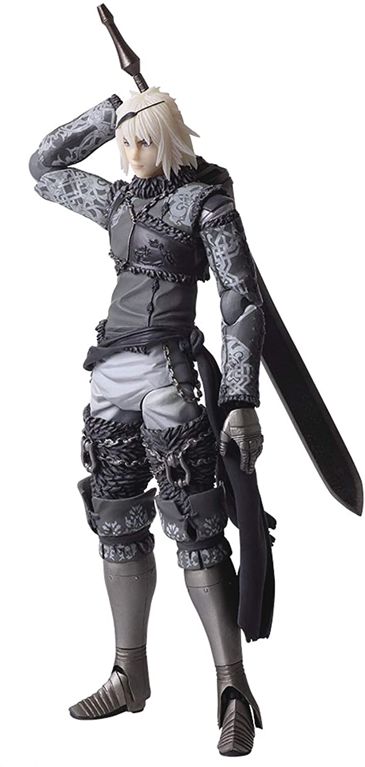 Square Enix Nier Animer and price revision Replicant: Emil Arts Figure Bring Action Max 47% OFF