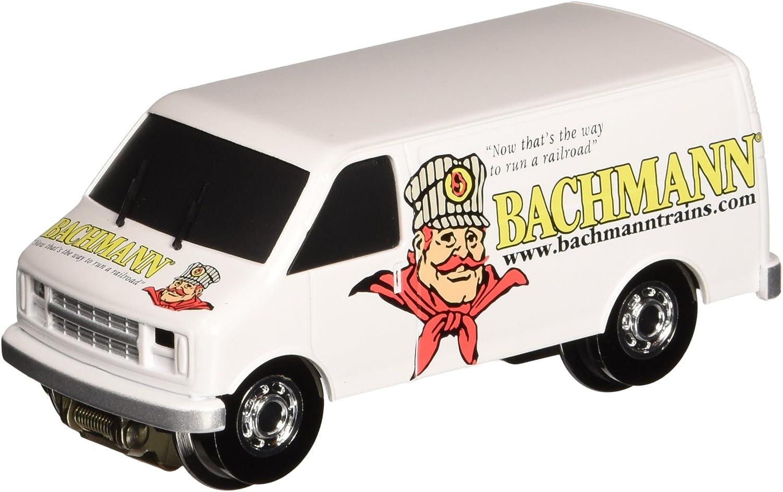 Bachmann Williams EZ Street Van Vehicle  O Scale
