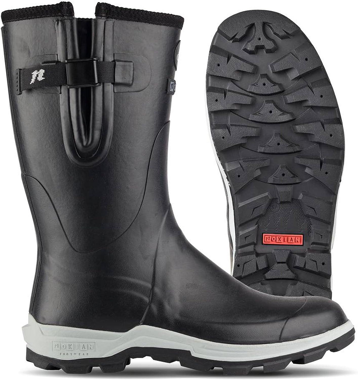 Nokian Footwear Kevo Outlast schwarz, Gummistiefel
