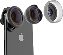 Best criacr 5 in 1 phone camera lens kit Reviews