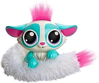 Mattel - Lil' Gleemerz Animalito Amiglow azul Juguet