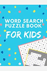 Word Search Puzzle Book For Kids Paperback