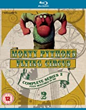 Monty Python's Flying Circus: The Complete Series 2 - Fully Restored [Blu-ray] Region Free