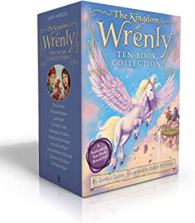 The Kingdom of Wrenly Ten-Book Collection: The Lost Stone; The Scarlet Dragon; Sea Monster!; The Witch's Curse; Adventures...