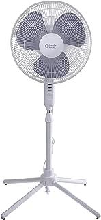 Comfort Zone CZST161BTE Pedestal Fan (Renewed)