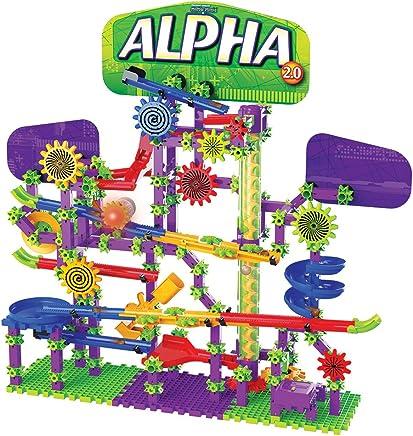 Techno Gears Marble Mania Alpha 2.0 (300+ pcs)