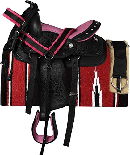 Selle Western Junior Complète New Gen Pony