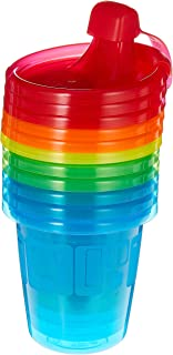The First Years Take and Toss Spill-Proof Cups, 7oz (Pack of 6)