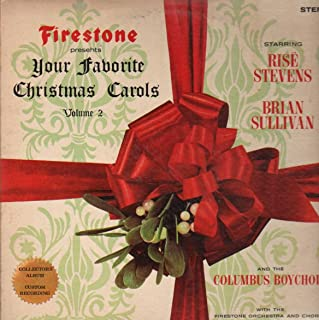 Best firestone christmas carols Reviews