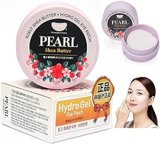 [Koelf] Pearl Shea Butter Hydro Gel Eye Patch 60pcs/30pairs / Korean Cosmetics