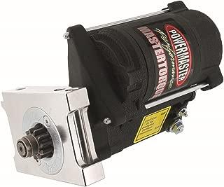 Powermaster 9600 Str Master Infi-Clock Chevy Universal Straight Mtg 153/168T Flyw 14:1 Black Wrinkle