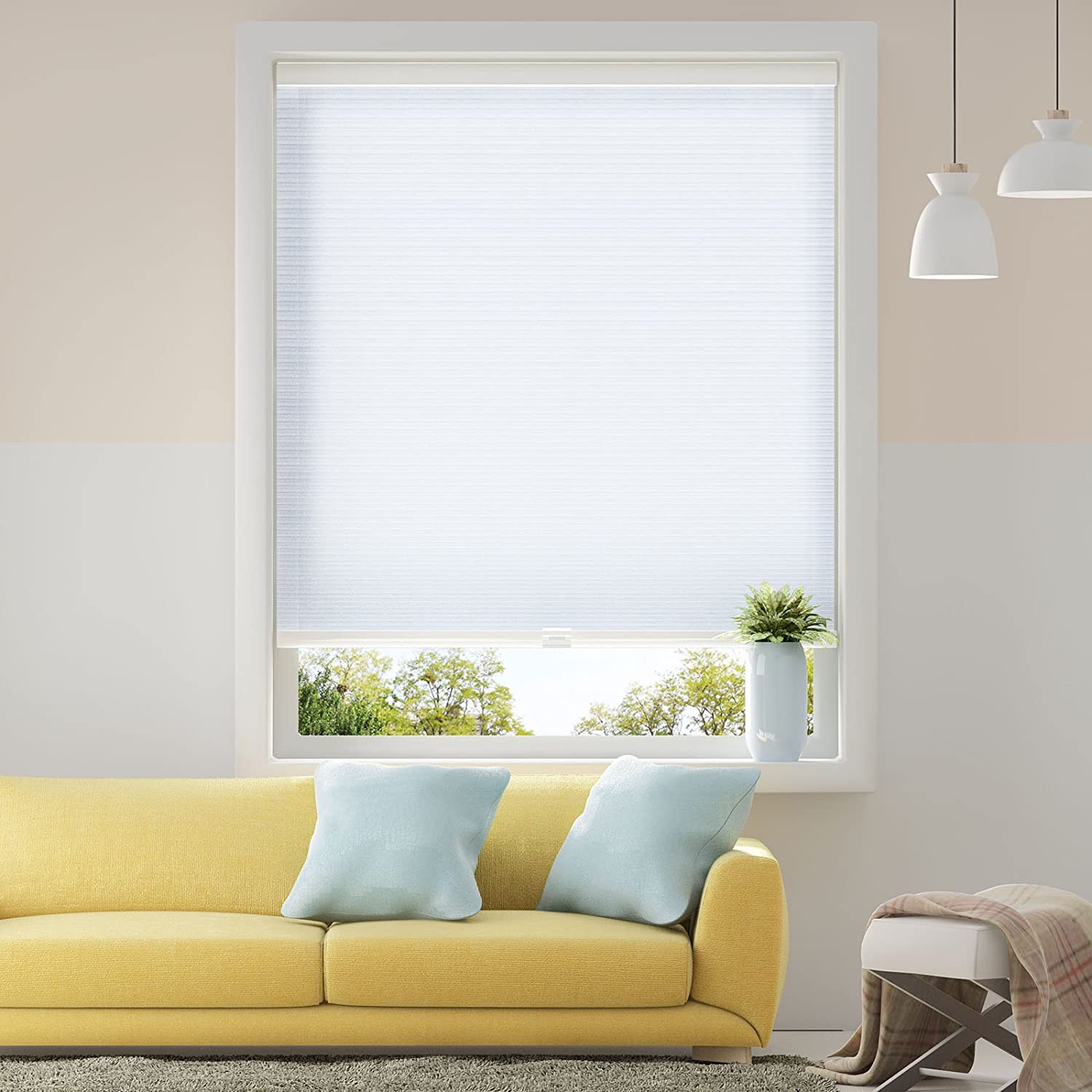 Honeycomb Cellular Shades Cordless Ranking TOP17 Light Windows wholesale Filtering I for