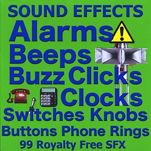 Alarms, Buzzes, Buttons, Switches, Clocks, Telephones
