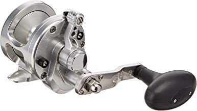 Avet SXJ 5.3:1 Single Speed Reel, Silver