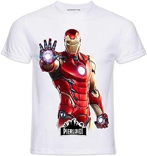 T-Shirt Personaggi Skin PRO' con Stampa Personalizzata. Scegli L'Immagine Che preferisci e personalizzala ►Gratis◄ con Il ...