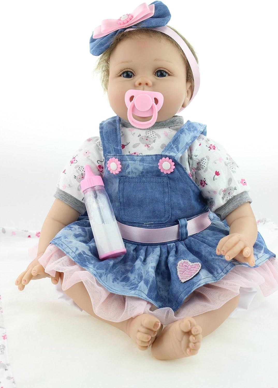 Opening large release sale NPKDOLLS Reborn Baby Doll Charlotte Mall Girl R Silicone Vinyl Soft