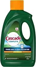 Cascade Complete Gel All-in-1 Dishwasher Detergent - 75 oz - Citrus breeze - 2 pk