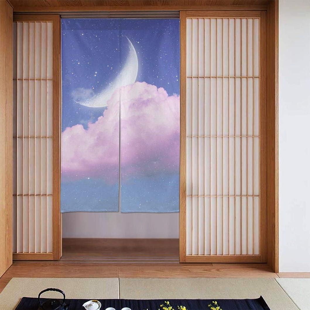精巧な圧倒的大西洋月 網戸 玄関 86 X 143cm 玄関カーテン 取付簡単 ドア/ベランダ/玄関/勝手口