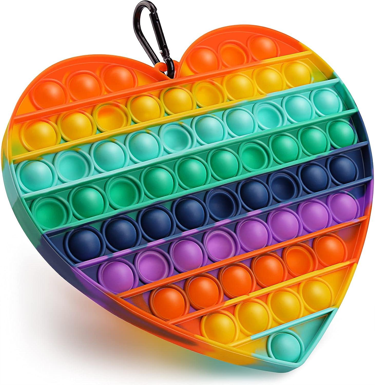 REHAVE Manufacturer direct delivery Big Size Pop Fidget Spasm price Toys Bubble Stress Jumbo Push Finger