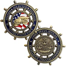 US Navy Chief Petty Officer CPO Challenge Coin - Ask The Chief