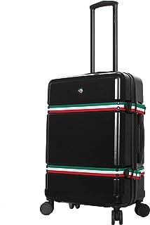 Mia Toro Italy Nastro Hard Side 26 Inch Spinner Luggage