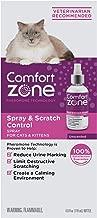 Comfort Zone MultiCat Calming Diffuser Kit, New 2X Pheromones for Cats Formula