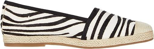 Zebra Nubuck Fabric