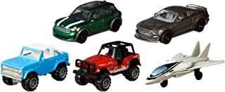 Mattel Matchbox Top Gun: Maverick 5-Pack of Vehicles & Planes for Kids 3 Years Old & Up, Authentic Design for Collectors...