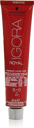 Schwarzkopf Igora Royal 5-0 Coloration 60 ml