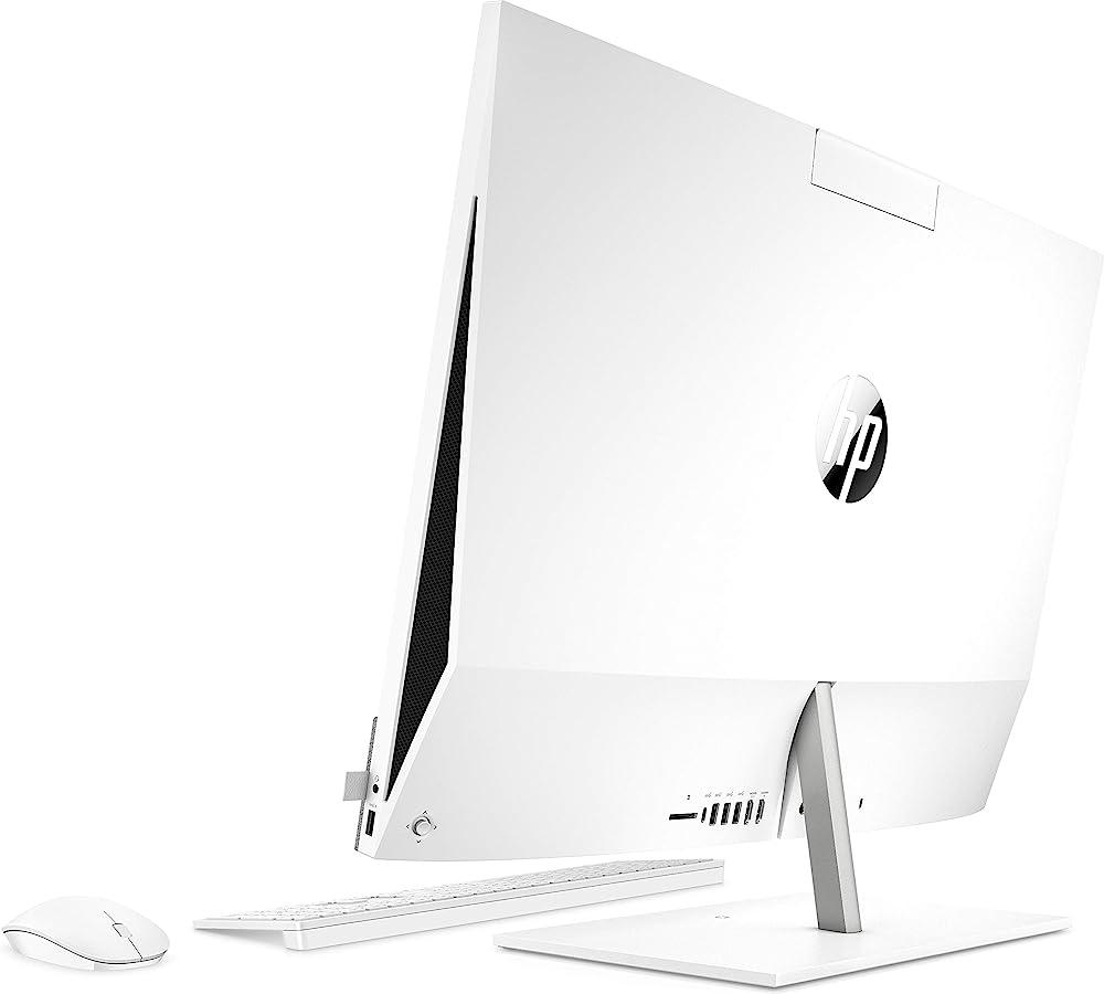 Hp all-in-one pc intel core i5 11° generazione 8 gb ddr4 ram 256 gb ssd intel grafica monitor 27