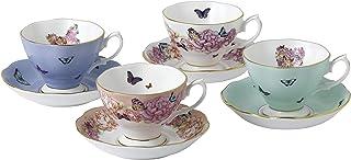 Miranda Kerr by Royal Albert 1056231 Teacup & Saucer Set, Fine Bone China
