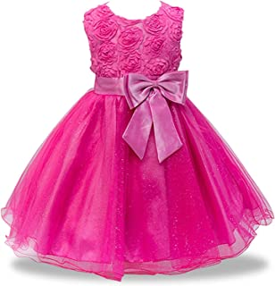 Surprise S Lace Sequins Formal Evening Wedding Gown Tutu Princess Dress Flower Girls Children Kids Party Clothes