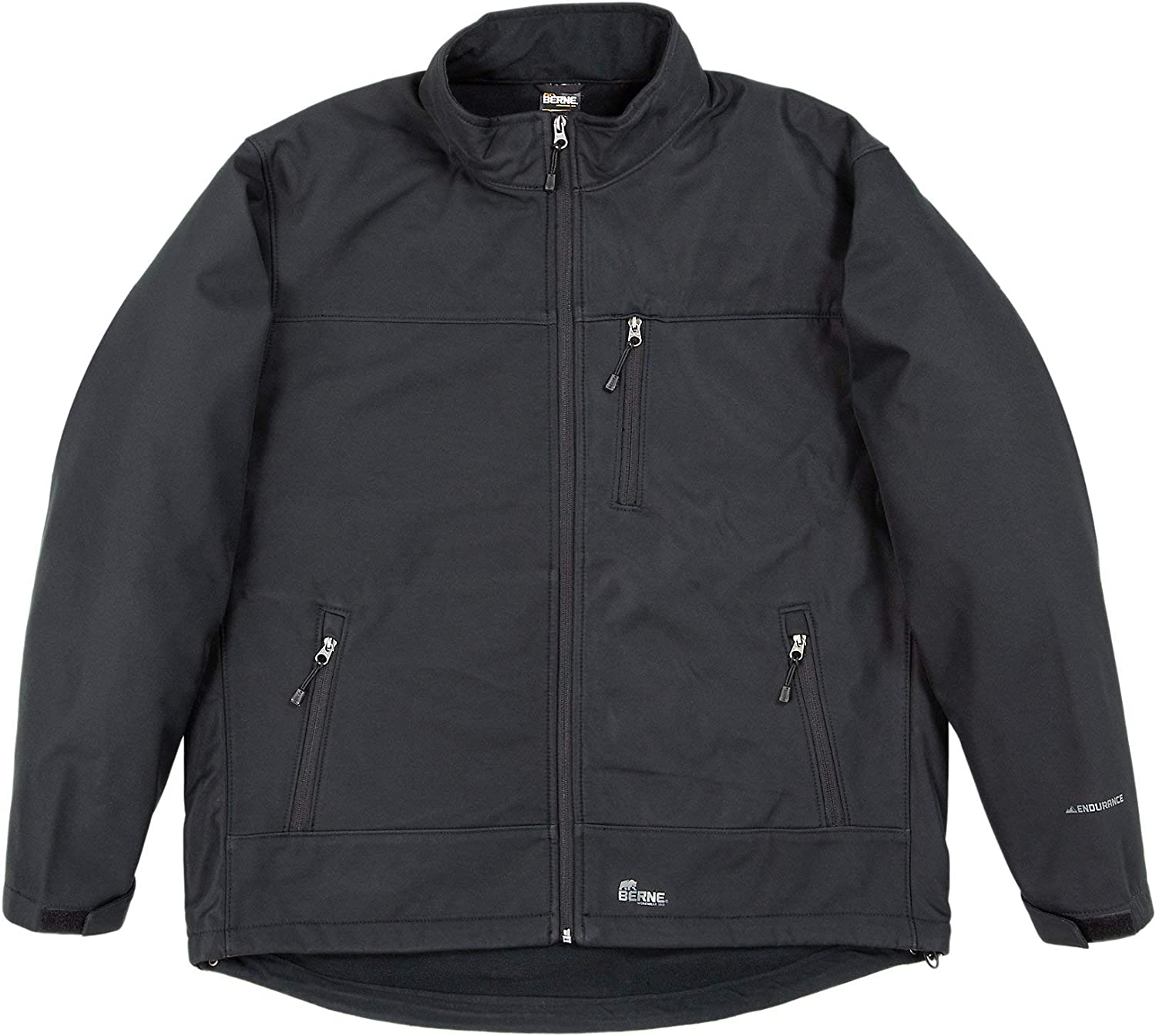 Berne Men's Cheap super special price Eiger Softshell Jacket In stock