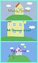 Storybook Collection: Muddy Puddles, Mr. Dinosaur is Lost and Polly Parrot - Great Picture Book For Kids