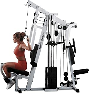 Pulley home gyms equipment amazon