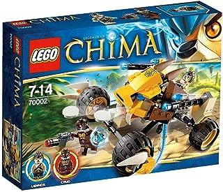 レゴ (LEGO) チーマ レノックスのライオン・アタック 70002