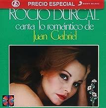 ROCIO DURCAL CANTA A JUAN GABRIEL ( 1977 )