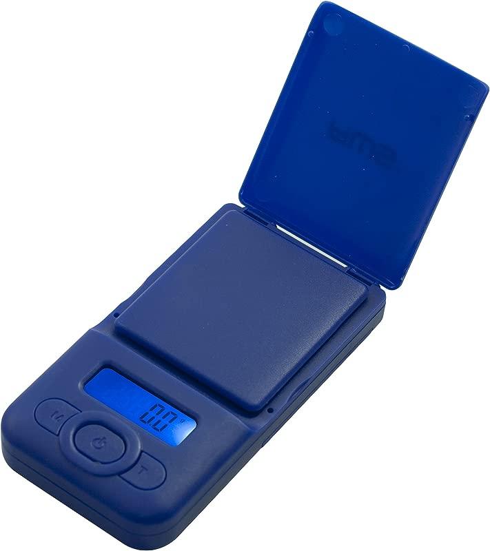 American Weigh Scale V2 Series Digital Pocket Weight Scale Blue 600G X 0 1G V2 600 BLU