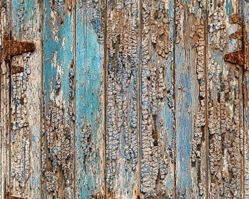 Livingwalls selbstklebendes Panel Pop.up Panel 2 2,50 m x 0,35 m beige blau grau 300771