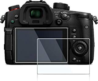 Glass Screen Protector for Panasonic Lumix GH5S,debous Anti-Scratch Tempered Glass Hard Protective Film for Panasonic DC-GH5S Mirrorless Camera (2pack)