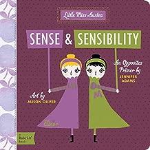 Sense & Sensibility: A BabyLit® Opposites Primer (BabyLit Primers)