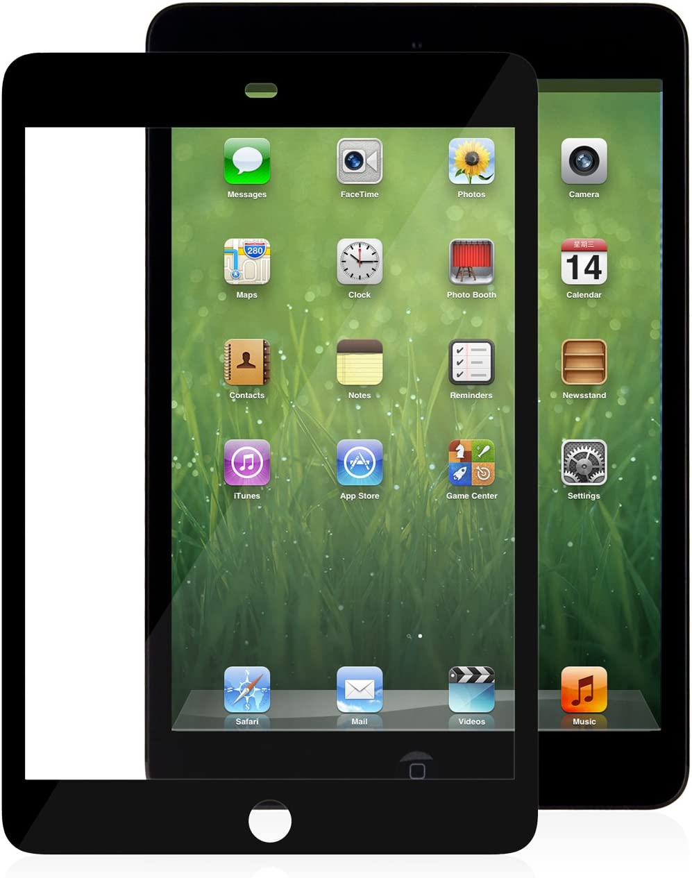 Moshi iVisor Screen Protector XT Discount service mail order iPad Crystal Mini for Clear