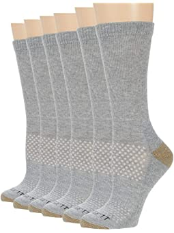 Carhartt All Season Cushioned Crew Socks 6-Pack