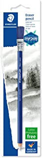 Staedtler Mars Razor 526 61BK-C Eraser Pen with Brush, Phthalate and Latex Free, Blister Card with a Pen, Multi-Colour