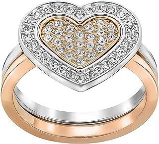施华洛世奇女式戒指 宝石白色 5221428 尺码 60(19.1)