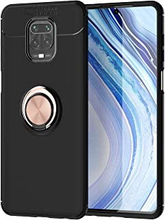 Larook Case for Xiaomi Redmi K30 Pro Zoom, Ultra-thin shock-resistant TPU protective cover 360-degree Compatible with Magn...