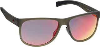 adidas Womens Sprung Non-polarized Round Sunglasses